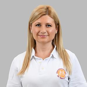 Ivana Stojanov, Ärztin in Weiterbildung Gesundheitszentrum Dr. Dr. Tadzic