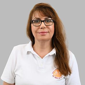 Marina Rollhäuser, Ärztin in Weiterbildung Gesundheitszentrum Dr. Dr. Tadzic