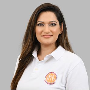 Maryam Djawanscher, Fachärztin für Innere Medizin Gesundheitszentrum Dr. Dr. Tadzic