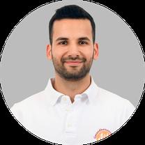 Masih Ruhin, Studentische Hilfskraft Medizin Gesundheitszentrum Dr. Dr. Tadzic