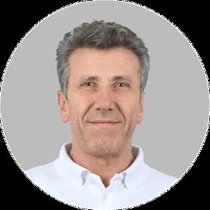 Hajrudin Veljan, Personalleiter Gesundheitszentrum Dr. Dr. Tadzic